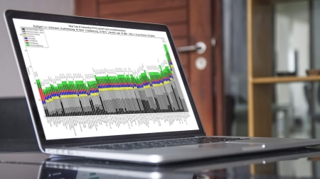 Der Systemfinder ist ein Simulationstool zur Ermittlung des optimalen Lüftungssystems
